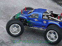 Project B-Maxx Custom brushless e-maxx